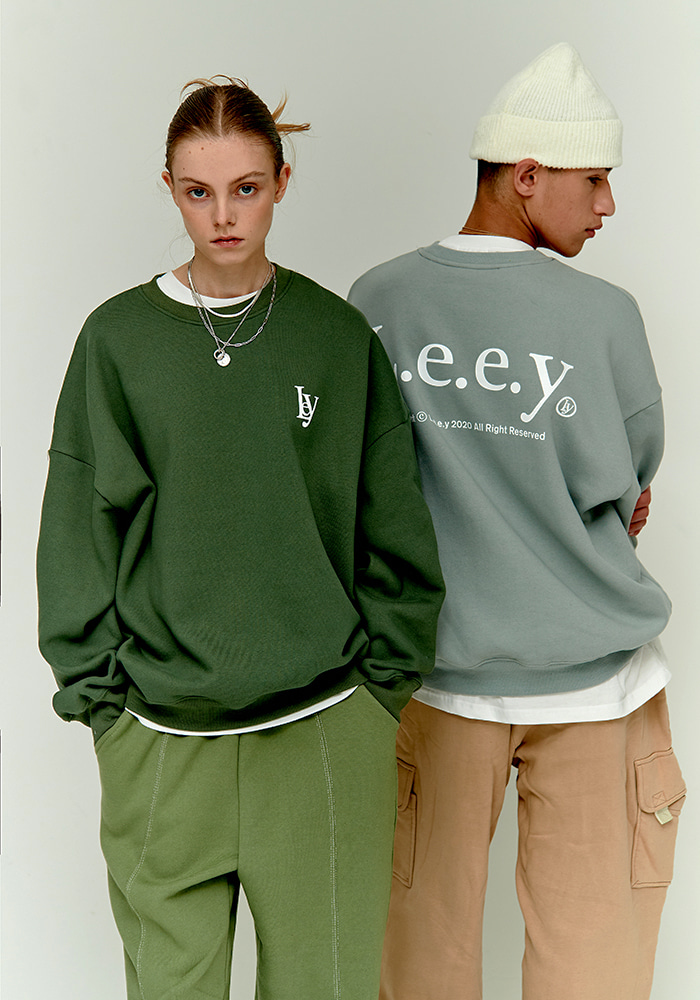L.e.e.y Basic Logo Unisex MTM (2 colors)