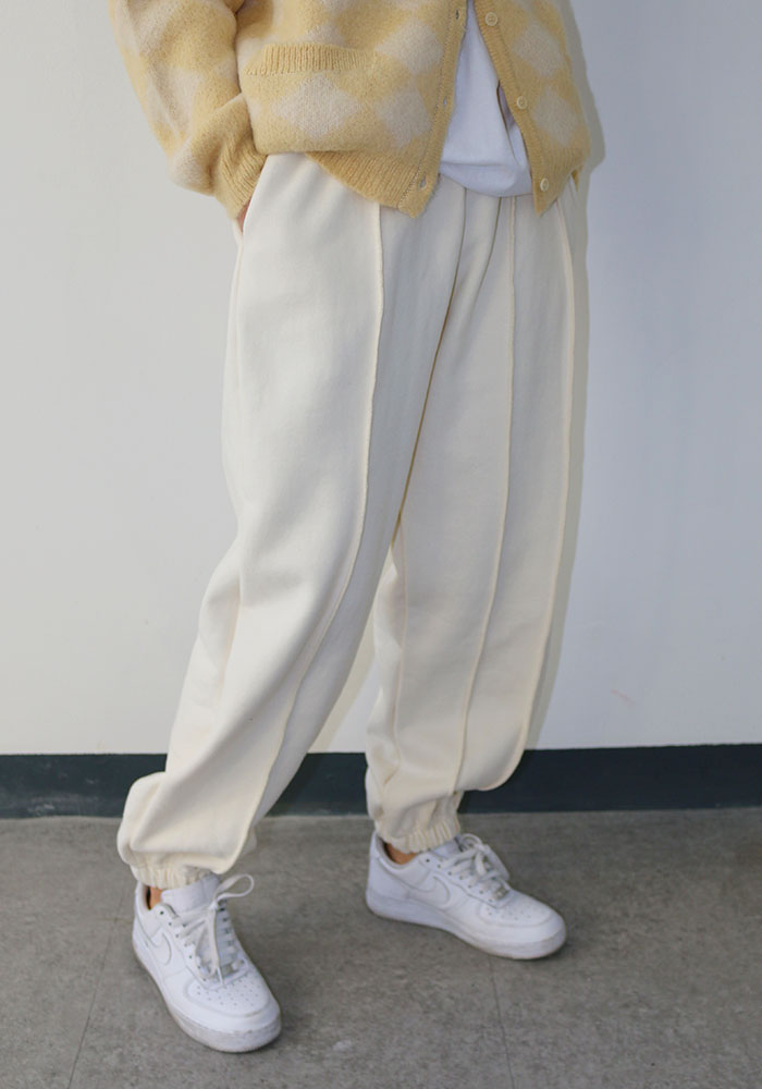 Pastel Tone Jogger Pants (4 colors)