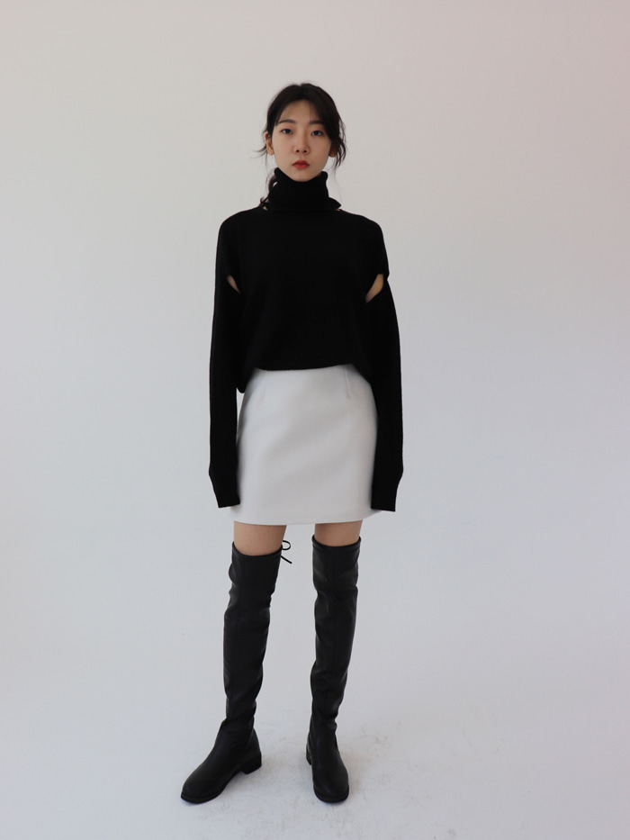 Winter Mini Skirt