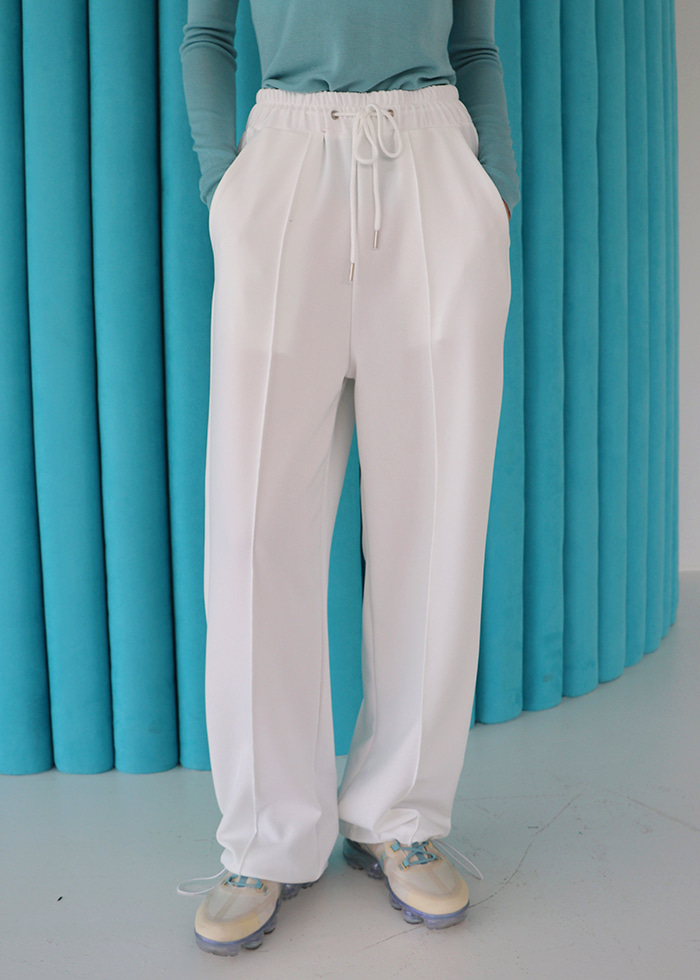 Pastel Wide Training Pants (2 Colors)