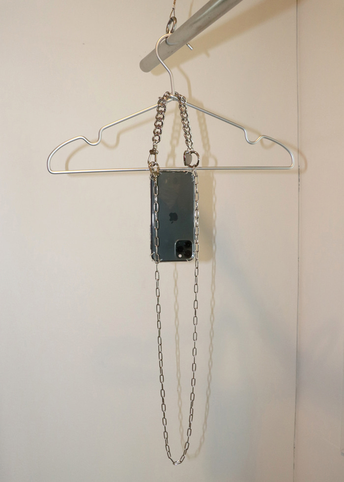 Chain Strap Phone Case