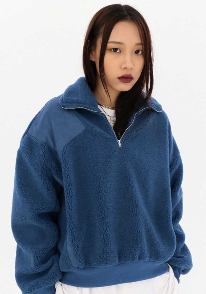Half Zip-up Fleece