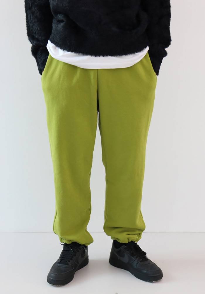 Basic Warm Sweatpants (4 colors)