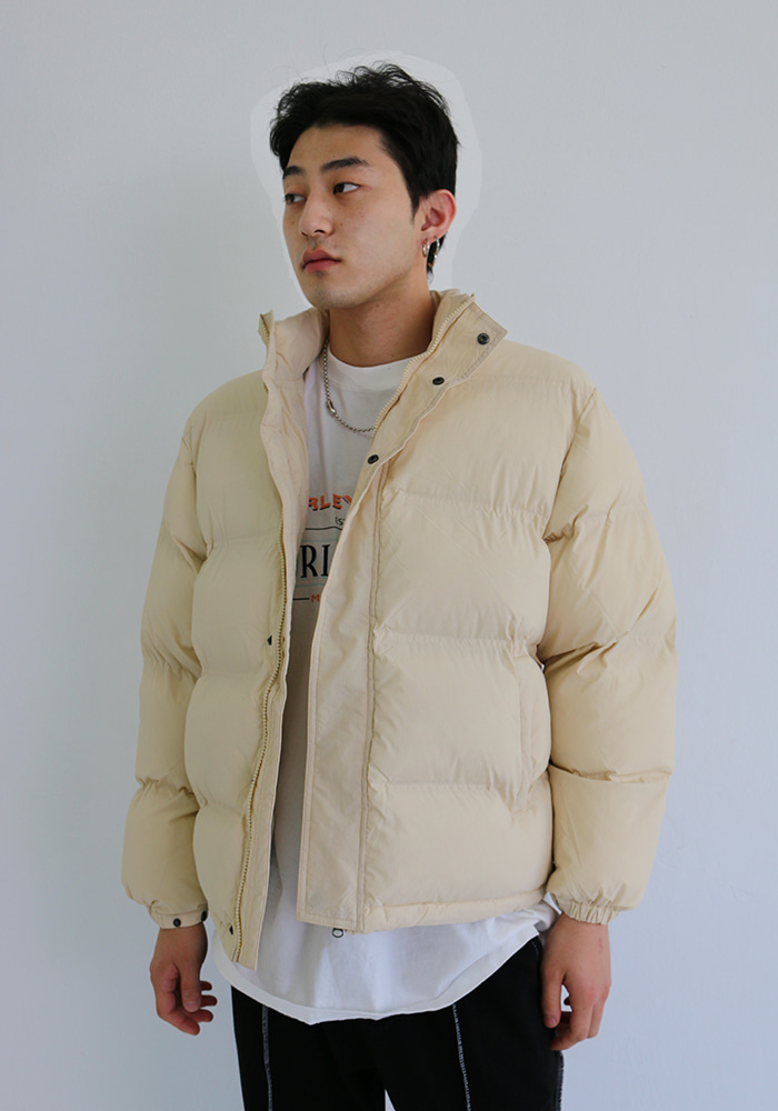 Puffy Puffer Jacket (5 colors)