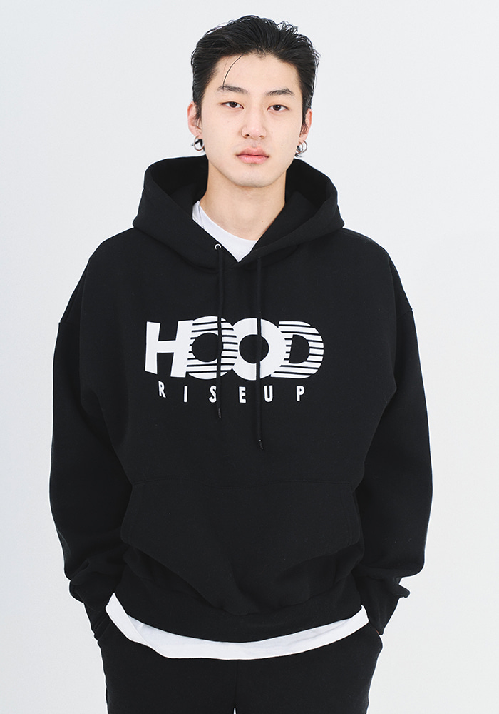 HOOD Printed Hood-T (2 colors)