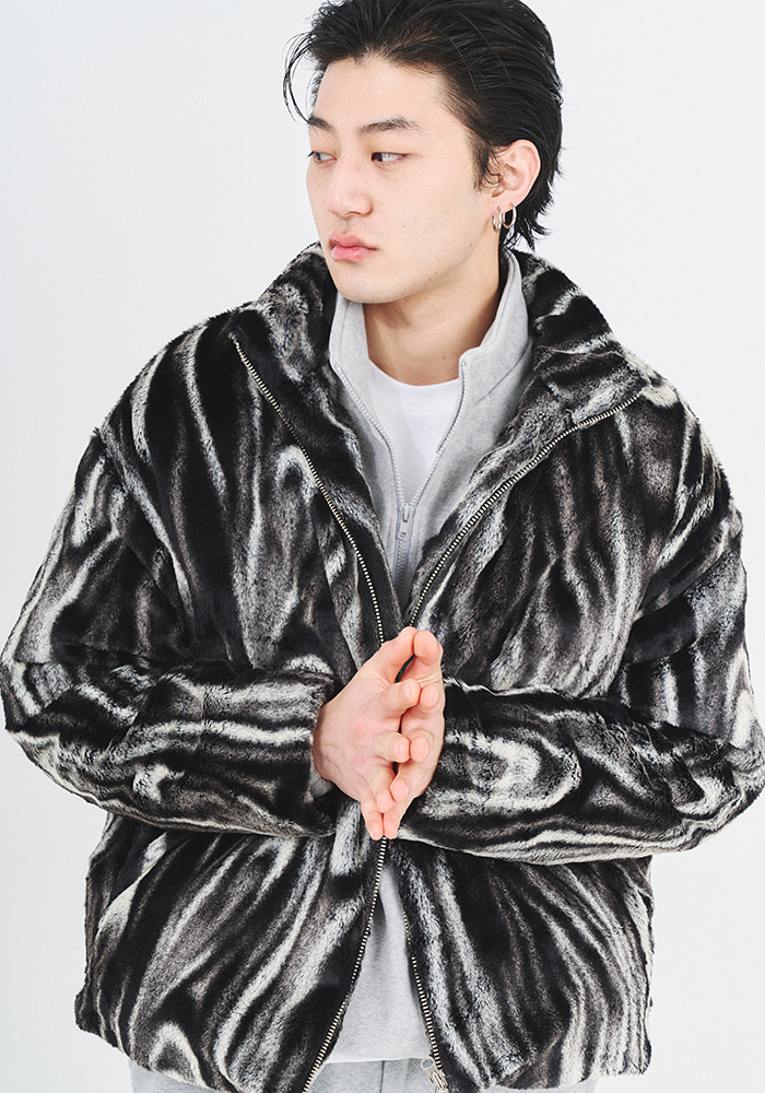 Nonmixed Fur Jacket