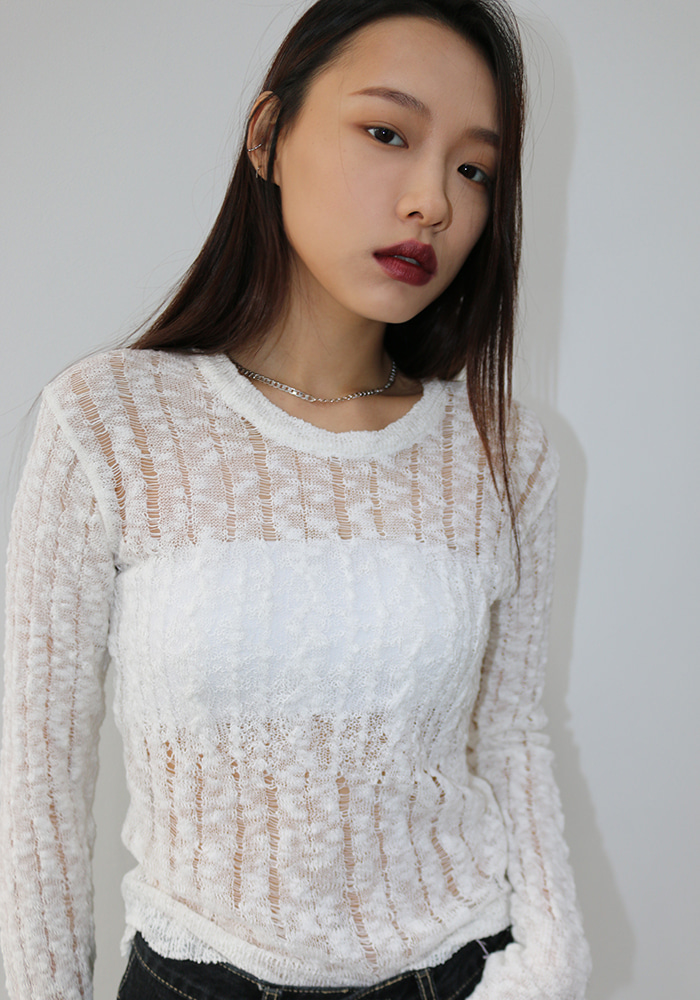 Flimsy Knit (2 colors)