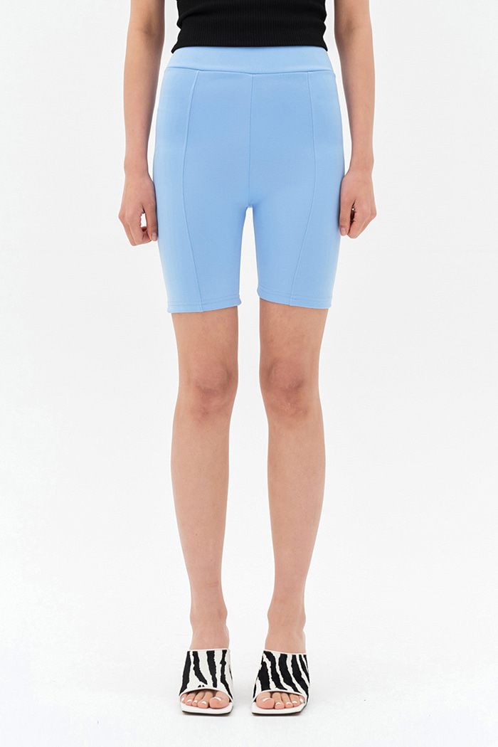 Bike Shorts Sky Blue
