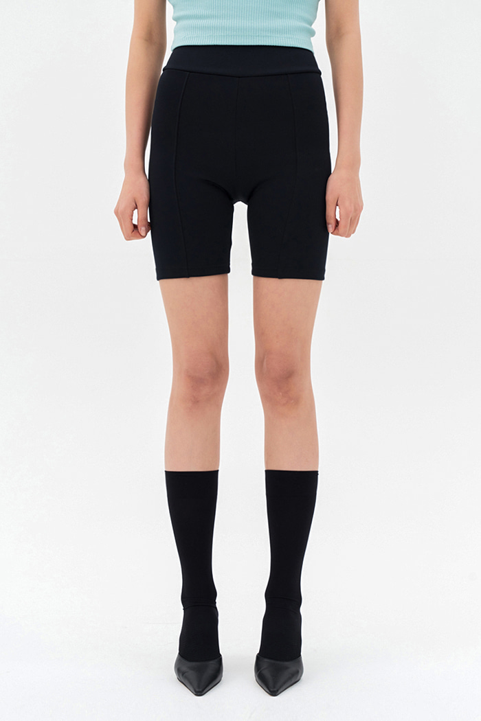 Bike Shorts Black (2ND REODER)