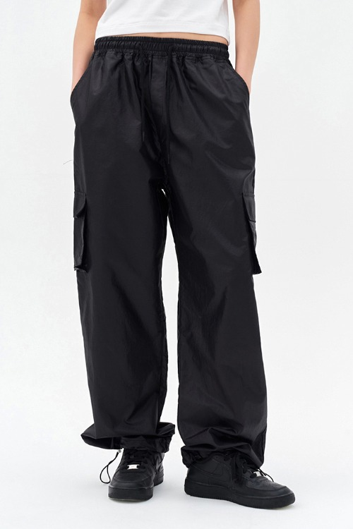 Track Pants Black (2ND REORDER)